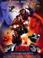 Spy Kids 3-D. Game Over