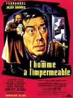 L'homme а l'impermeable