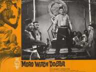 Moro Witch Doctor