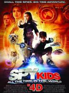 Spy Kids-4: All the Time in the World